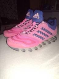 Tênis Adidas original rosa