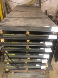 Chapas de aço carbono 4,75mm