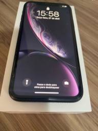 iPhone XR 64gb Preto IMPECÁVEL!