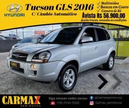 Hyundai Tucson GLS Automatica 2016 Segundo Dono Top de Linha