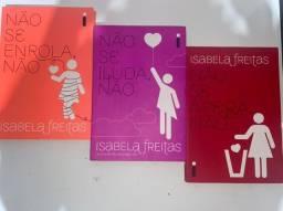 Kit - Livros Isabela Freitas