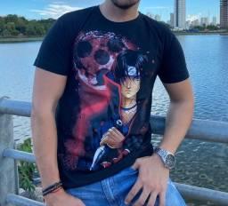 Camisetas de Animes Clássicos *