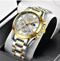 Título do anúncio: Relógio Feminino Lige - Promoção Especial<br><br>
