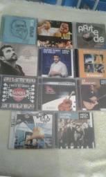 CD`S semi novos originais vários artistas