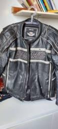 Casaco couro Harley Davidson