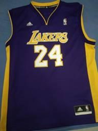 Camiseta Regata Lakers Original - Kobe Bryant - Raridade