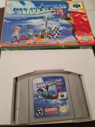 Pilot wings nintendo 64 original
