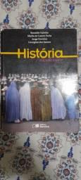 Livro História Volume Único Ronaldo Vainfas
