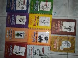 Coleção de livros Diario de um Banana