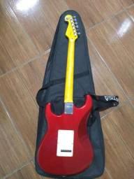 Guitarra e pedal