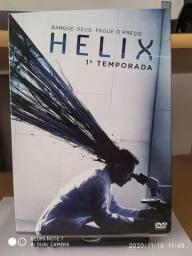 Coleção de DVDs da série HELIX