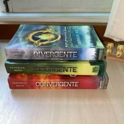 coleção de livros ?Divergente?