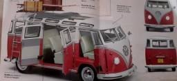 Coleção  Samba Bus (Miniatura)
