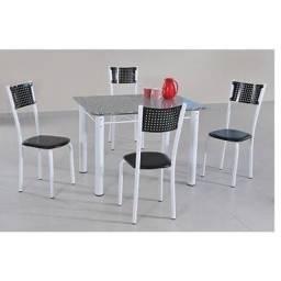 Mesa para cozinha 4 cadeiras