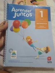 Livro Matemática Coleção Aprender Mais
