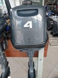 Título do anúncio: Motor de Popa 4hp
