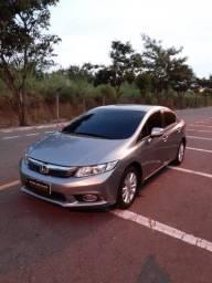 Honda Civic LXL 1.8 flex gnv AUT 2013