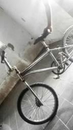 Bicicleta masculina infantil média