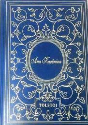 Livro Ana Karenina - Tolstoi