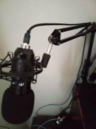 Microfone de mesa VEDO