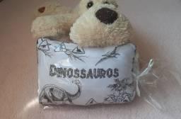 A almofadinha para pintar Dinossauros