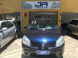 Renault Sandero 1.6 8V Expression Hiflex + GNV 2011