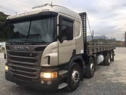 Scania  P310 carroceria 8x2  Ano 2015