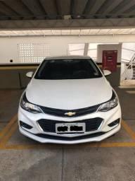 Cruze 2017 1.4 Turbo Flex LT Automático, Baixo Km, Único Dono