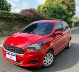 Ford Ka SE 2018/18, o RED! ( ACEITO TROCA)