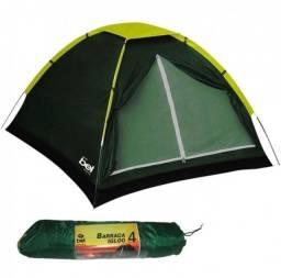 Barraca Camping Igloo 4