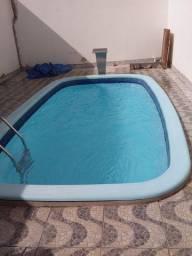 Claudino piscineiro