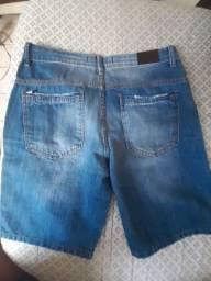 Bermuda Jeans DLT, nova nunca usada