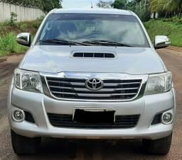 Toyota Hilux 3.0 Aut SRV 2012/2012