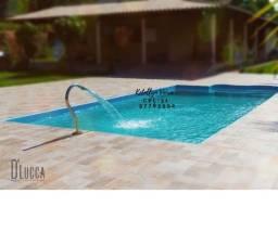 KV - Promoção piscina direto de fabrica completa