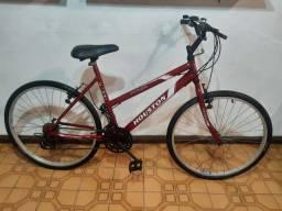 Confira ! Bicicleta aro 26 , 18 marchas !