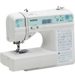 Máquina De Costura Brother Qb9110l Branca 110v/220v