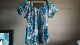 Camisa Feminina T:P