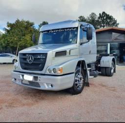 Título do anúncio: Caminhão Mb Atron 1635 Cavalo Toco 4x2 2013
