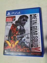 Metal Gera Solid 5 - PS4 - The Definitive Experience