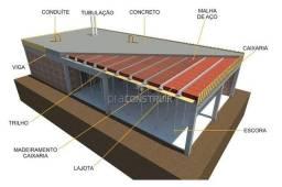Quer Fazer Sua Laje em sua Residência Valor R$ 450,00/m² ( Mao de Obra )