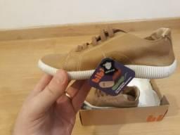 Sapatênis marca BIbi calçados / menino tamanho 28