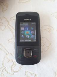 Celular Nokia, tudo funcionando