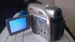 Filmadora MiniDV jvc com problema no audio