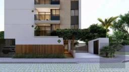 Apartamento com 1 dormitório à venda, 33 m² por R$ 187.000,00 - Intermares - Cabedelo/PB