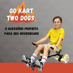 Go Kart Two Dogs