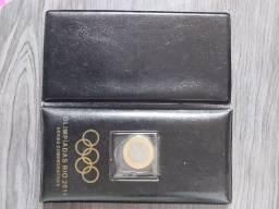 Coleção olimpíadas 2016 completa