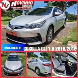 Toyota Corolla Gli 1.8 Aut. 2018/2019