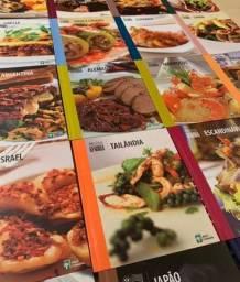 Coleção Abril Cozinhas Do Mundo