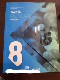 Livro: Teláris - Ciências - 8º ano<br><br>