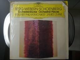 Berg - Webern - Schoenberg / Orchestral Pieces - Vinil